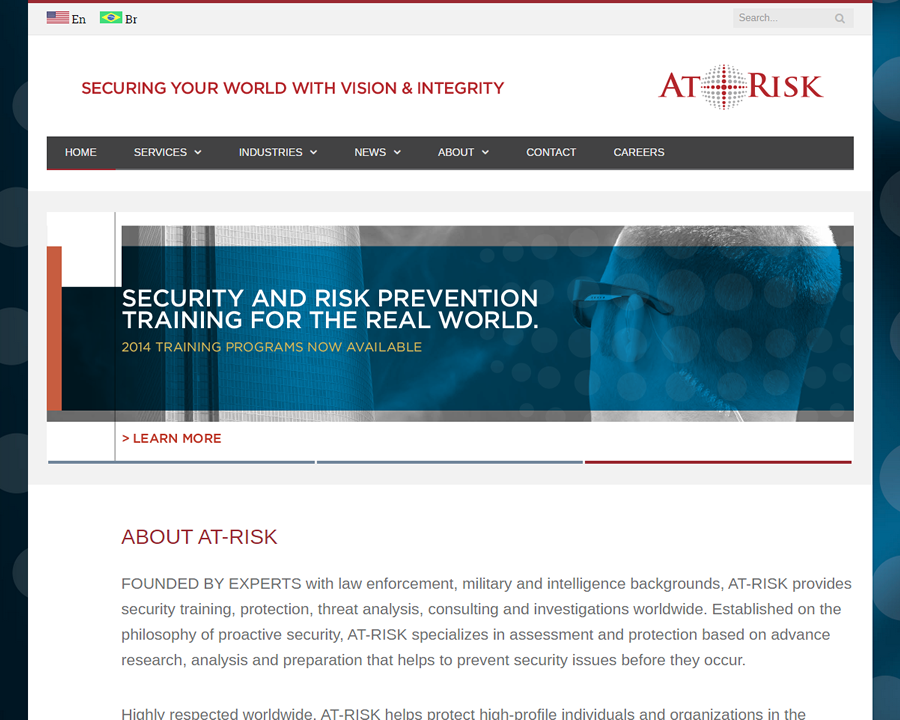 AT-RISK International, LLC