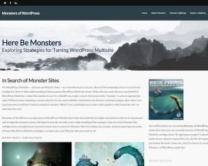 Monsters of WordPress