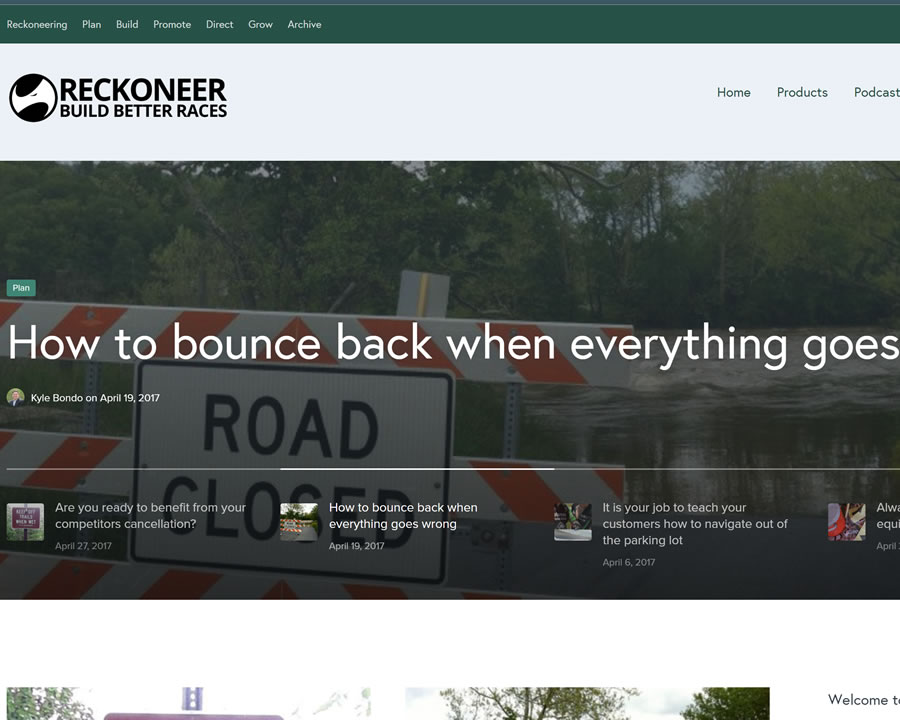 Reckoneer, LLC